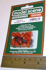 Modelscene Accessories 5064 - Sacks & Barrels - (00) Railway Models