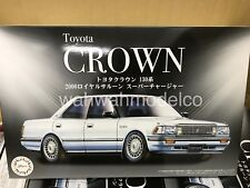 Fujimi ID-32 Toyota Crown 130 Series 2000 Royal Saloon Super Charger 1/24 Scale