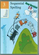 Volume 3 - Sequential Spelling DVD-ROM, NEW Version 2.5 - (Classic Series 2014)