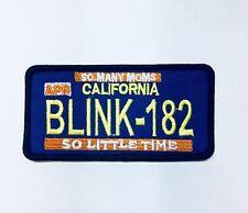 Blink 182 So Many Moms Patch Alternative Grunge Punk Metal Rock