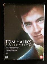Coffret 3 DVD-TOM HANKS:LES SENTIERS DE LA PERDITION-BIG-BACHELOR PARTY-FR