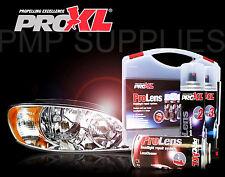 PROXL Pro Lens Headlight Restoration Kit PRO XL ProLens Bargain