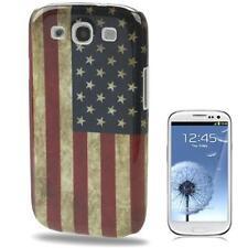 case USA Flagge für smartphone SAMSUNG GALAXY S3, Hülle cover retro US Flag