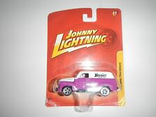 Johnny Lightning 1950 Chevy Panel Delivery Hoosier Racing Tire