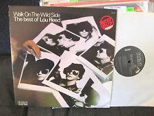 LOU REED WALK ON THE WILD SIDE BEST OF 1977 NM! LP AYL1-3753 velvet underground!