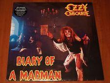 OZZY OSBOURNE DIARY OF A MADMAN LP LTD 30th ANNI EDITION 180g VINYL EU PRESS New