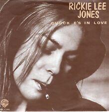 7inch RICKIE LEE JONESchuck e's in loveHOLLAND EX (S2111)