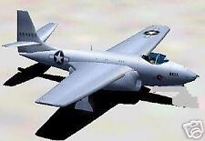 XP-83 Escort Bell XP83 Airplane Wood Model Free Ship
