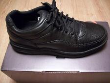 Men's Rockport World Tour Classic Black Walking Shoes K71185 Size ...