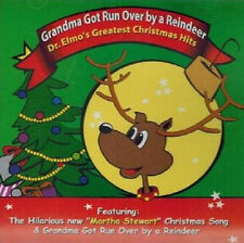 DR. ELMO'S GREATEST CHRISTMAS HITS (2004) New Sealed CD Christmas Without Martha