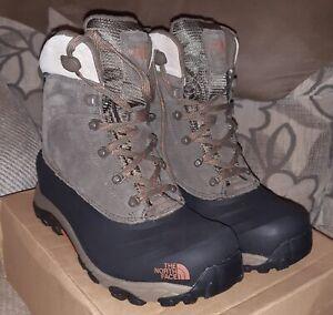 Mens North Face Chilkat Boots Uk Size 8 Eu 42 New