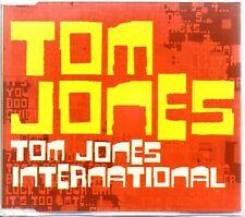 TOM JONES - INTERNATIONAL  - VIDEO CD SINGLE - MINT