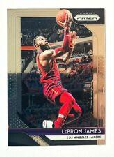2018-19 Prizm LeBron James Card #6, Cavaliers Star!