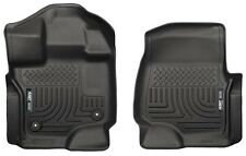 Husky Liner 18331 Weatherbeater Floor Mat FRONT 2009-2014 Ford F150