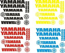 YAMAHA   STICKER / DECAL SET X10