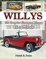 Willys The Complete Illustrated History 1903-1963 book