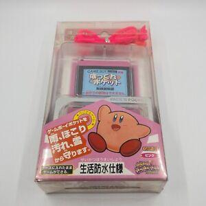 "HORI ""Pack'n Pocket"" GameBoy Pocket Water/Dust Resistant Case (Pink)"