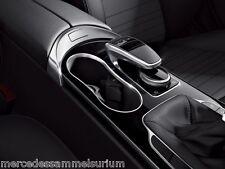 Mercedes Benz Original Cupholder Schwarz C Klasse W205 6 Gang Schaltung Neu OVP