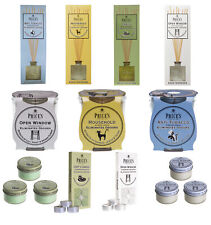 Pack of 3 Prices Chefs Candle in Tin Eliminates Cooking Cooks Kitchen Odours