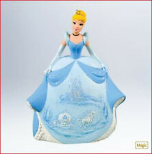 2011 Hallmark DREAMS DO COME TRUE Disney CINDERELLA Ornament *Priority Shipping