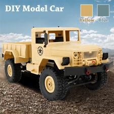 WPL B-1 4x4 Military Pick Up Buggy Crawler Tout-terrain Voiture 2CH KIT Jouet