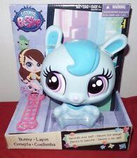 "Decorate Your Pet Littlest Pet Shop 8"" Figure Bunny NIB Hasbro Bunny-Lapin"
