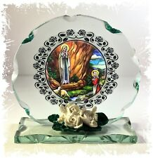 More details for our lady of lourdes  christian gift  st bernadette keepsake for all occasions