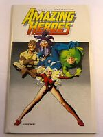 Amazing Heroes #35 - 1st Black Costume Spider-Man KEY - 1983   Secret Wars 8 252