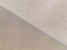 Marble grey  27 count Linda  evenweave Zweigart cross stitch fabric 50 x 138 cm