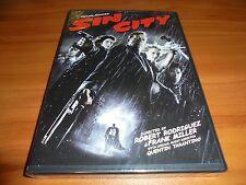 Sin City (Dvd, Widescreen 2006) Bruce Willis New Mickey Rourke,Jessica Alba