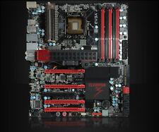 EVGA x58 3-way SLI classified motherboard with Xeon CPU & 24GB RAM