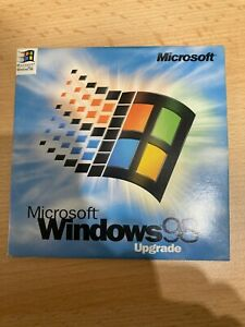 Windows 98 Upgrade Installation CD with Product Key