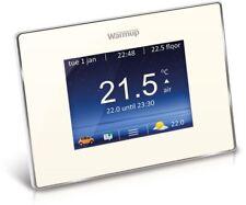 Warmup 4iE Smart Wifi Thermostat - Brillant Porcelaine