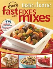 Taste of Home Fast Fixes: More No Fuss Favorites