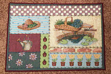 Garden Collection Tapestry Placemat