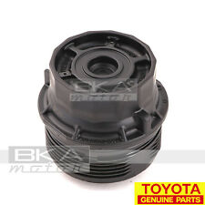 Genuine Toyota Oil Filter Cap Corolla Prius Matrix Scion xD 15620-37010