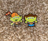 Disney Alien Pixar Remix Pin Pins LOT Woody And Russell Toy Story LGM NEW