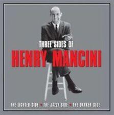 Three Sides of Henry Mancini by Henry Mancini (CD, Feb-2015)