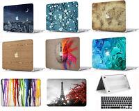 "2018 All New Macbook Air 13.3"" Retina A1932 Custodia Rigida Hard Case Cover TT"
