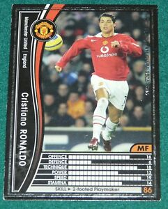 WCCF EUROPEAN CLUBS CARDS - PANINI 2002 - 2006 TRADING CARDS ITALY ENGLAND FRANC