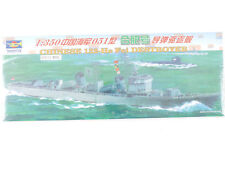 Trumpeter Chinese Destroyer 132 He Fei 1/350 RARE! Kit MIB! OVP 1607-03-05