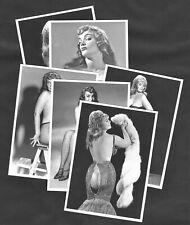 Irma The Body Mary Goodneighbor Sexy 1960s Burlesque Postcards Set Stockings