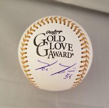 Kevin Kiermaier Autographed Signed Baseball Tampa Bay Rays JSA