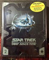 Star Trek Deep Space Nine Stagione 2 (1994) DVD 7 DVD Cofanetto Sigillato (due)