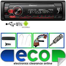 Ford Galaxy 00-06 Pioneer Car MP3 RDS USB Aux Stereo Player and Full Fitting Kit