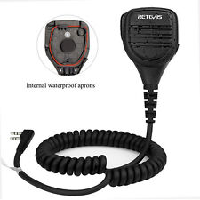 Retevis Waterproof Remote Speaker Microphone for Kenwood H777 TYT Two Way Radio