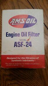 Amsoil ASF 24 oil filter Chevrolet Chevy GMC Truck 400 427 454