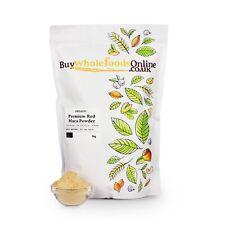 Organic Premium Rouge Maca Poudre 1 kg | Acheter Whole Foods En Ligne | Gratuit ...