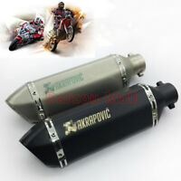 Universal Exhaust Muffler Pipe Removable DB Killer for Motorcycle ATV 38~51mm