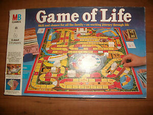 Game of Life 1984 Spare Parts Pieces Money Pegs etc Choose from List